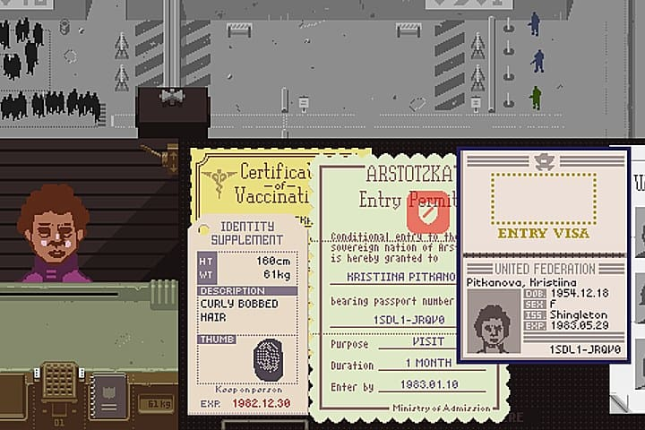 Juego papers please