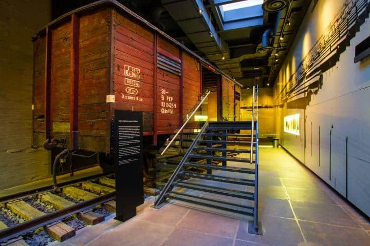 Sala 1 museo memoria. Foto: myt.org.mx