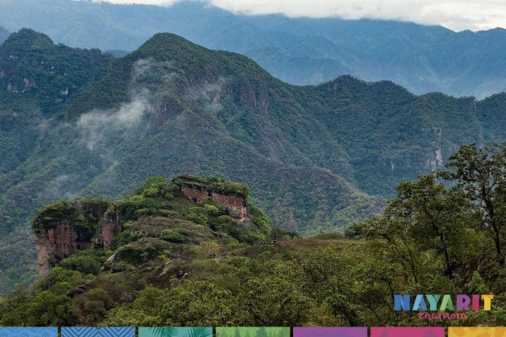 Sierra del Nayar. Nayarit. Foto. Secretaría de Turismo de Nayarit