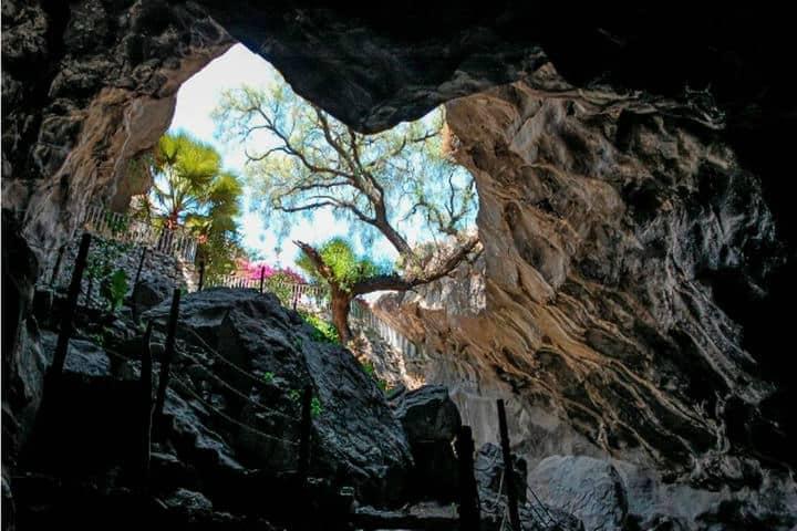 grutas xoxafi