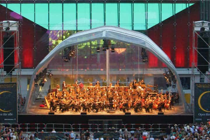 ¡No te pierdas todos los detalles del Festival de la Ópera de Munich Foto Discover Germany