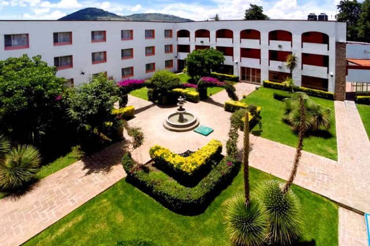 Hoteles misión temáticos 3