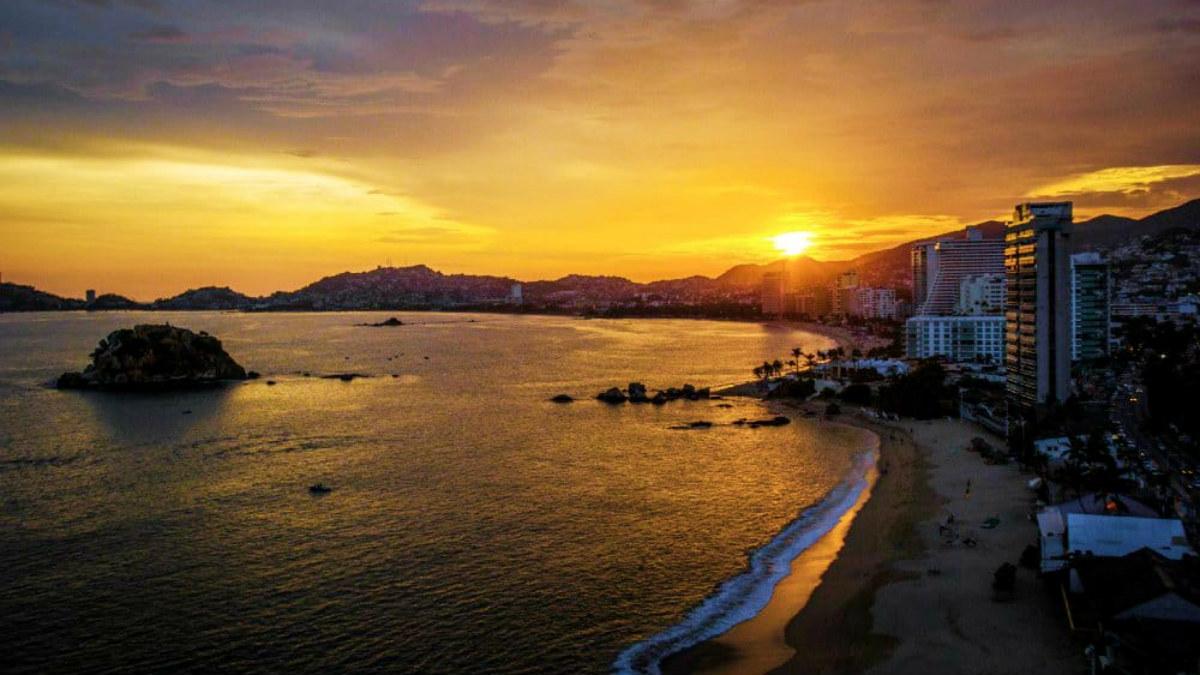 Carta a Acapulco Foto pinterest