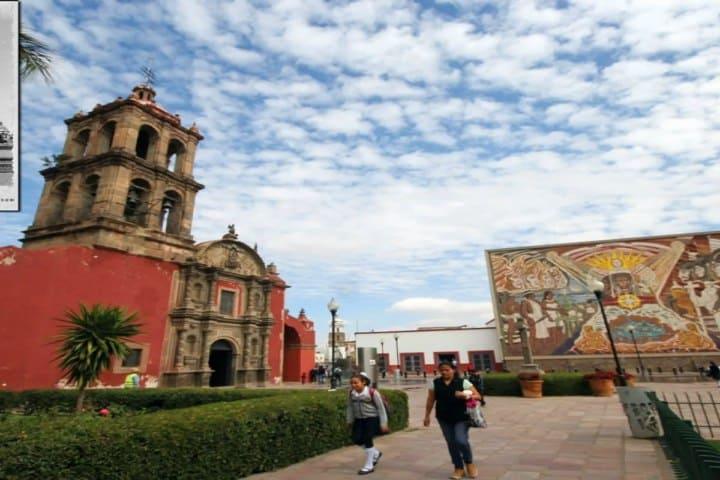 Iglesia del Hospitalito Foto am com mx