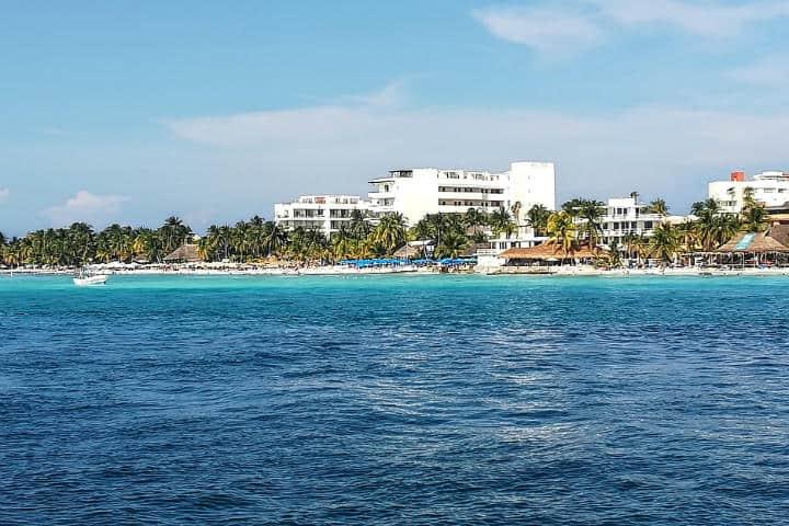 Isla Mujeres foto por Faustonadal