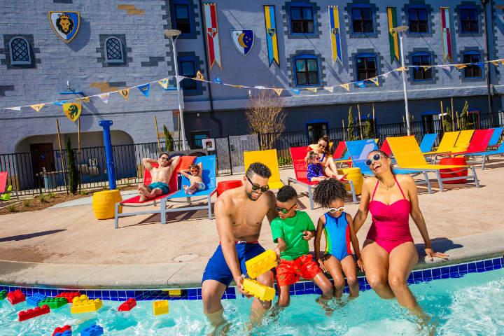 LEGOLANDcastle-pool-family-wide-1