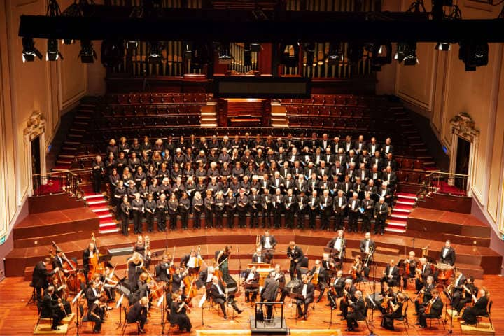 Las grandes orquestas sinfónicas se preparan para ofrecer un show de la talla del Festival de la Ópera en Múnich Foto AfroRomanzo