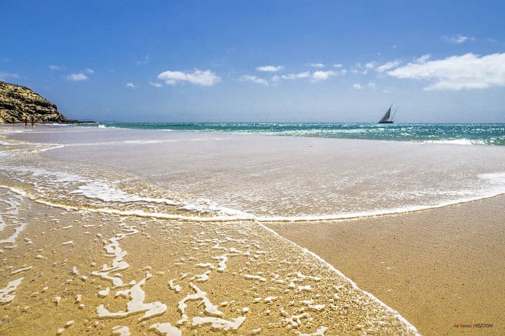 Playa Foto por Javi Artaraz