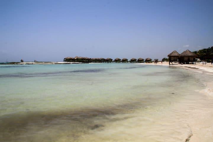Playa Maroma es un autentico Paraíso Del Caribe Foto Por Deni Garcia