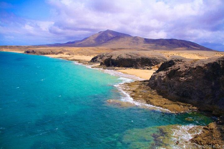 Playa Papagayo siempre nos recibió cálidamente Foto Canary Islands Photos – UNFILTERED