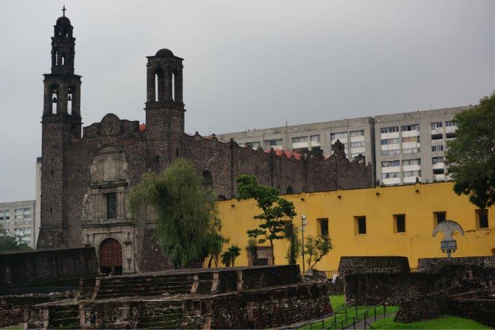Tlatelolco Foto por Claudio Borba