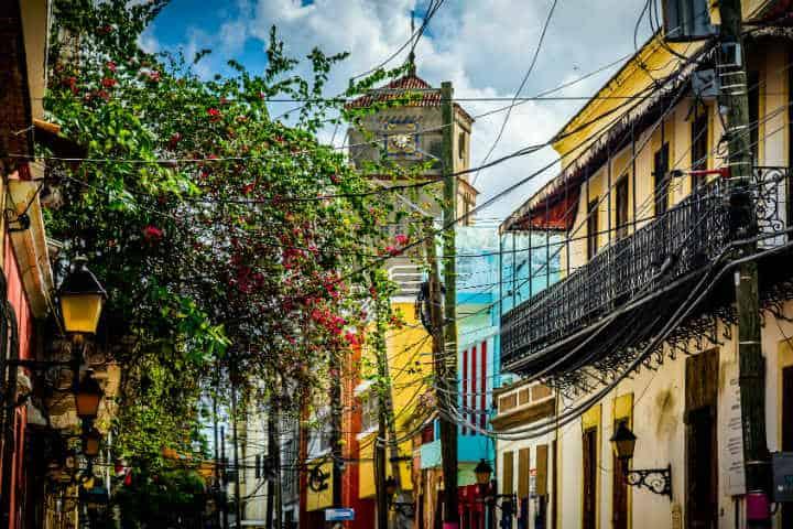 Calles de Santo Domingo Foto por pepoexpress