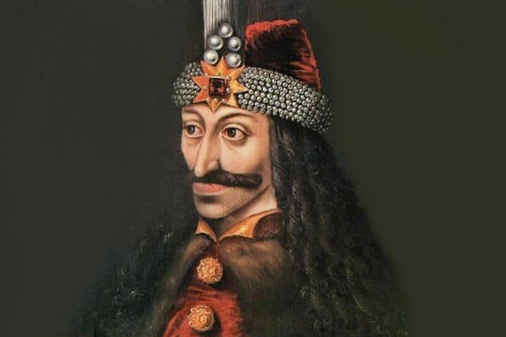 """Vlad """"El Empalador"""" Foto Bran Castle"""
