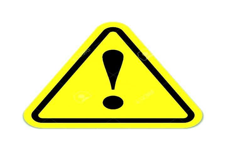 advertencias Foto es123rf com