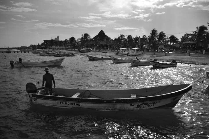 Puerto Morelos Imagen de Eduardo Ruiz en Pixabay