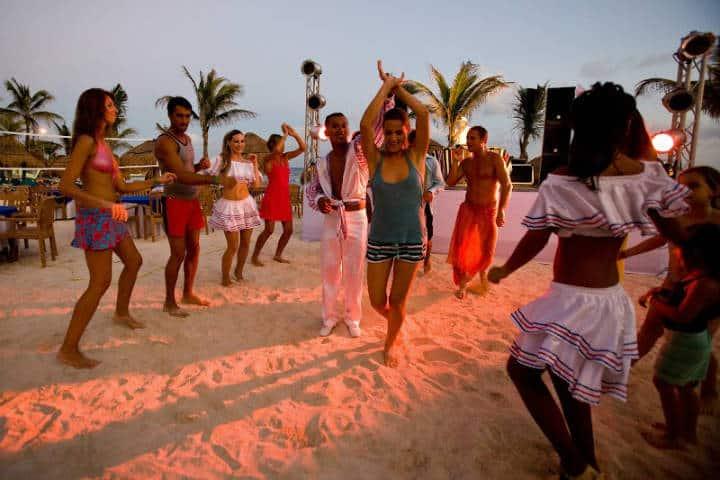 Fiesta en el Caribe Foto por Catalonia Hotel & Resorts