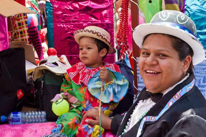 Festival de Los Locos, Foto por DePaseo.com