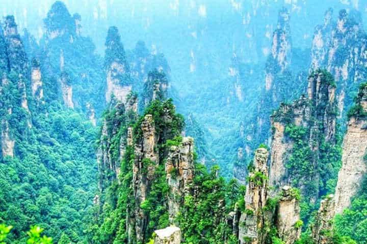 Tianzy Mountain