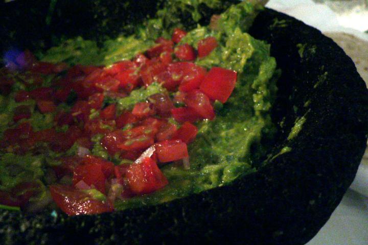 Como preparar guacamole