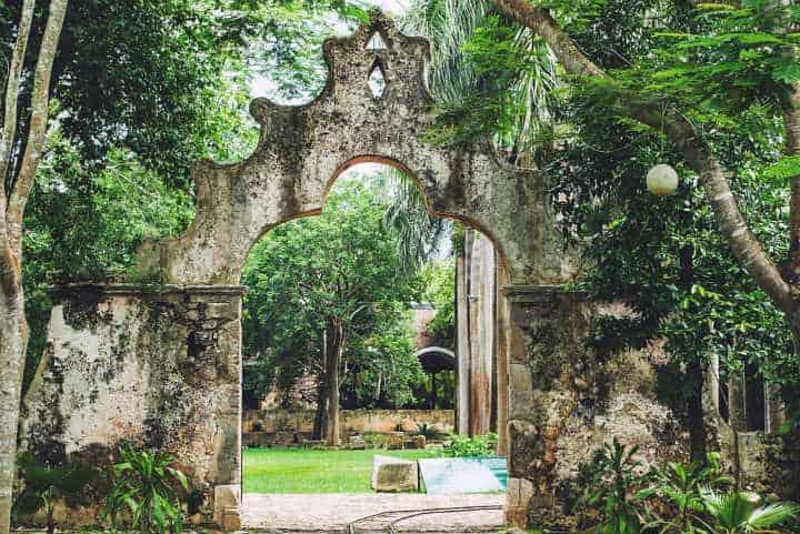 Esta locación es utilizada en el primero los preciosos videos musicales grabados en México que te mostraremos Foto Hacienda San Pedro Ochil
