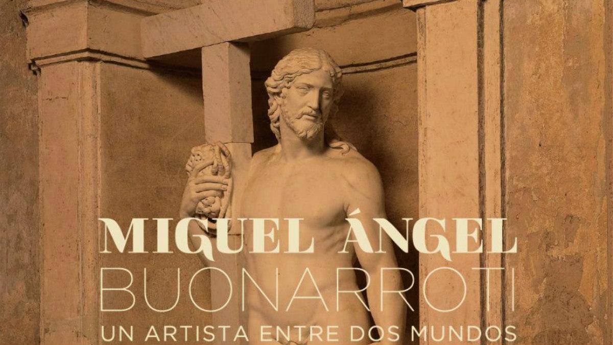 Miguel Ángel y Da Vinci en Bellas Artes Foto Archivo