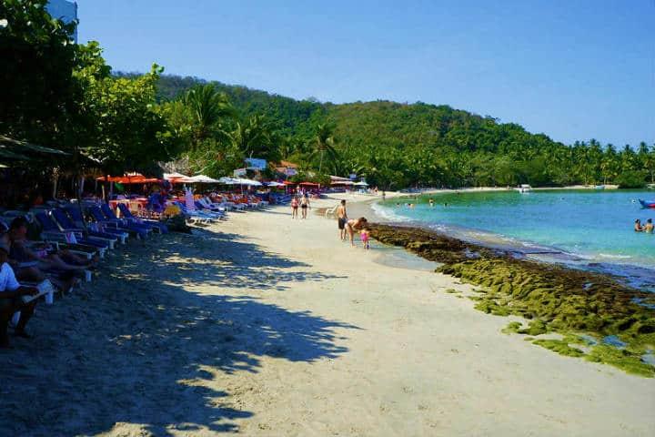 Playa Las Gatas Foto Ken Dow