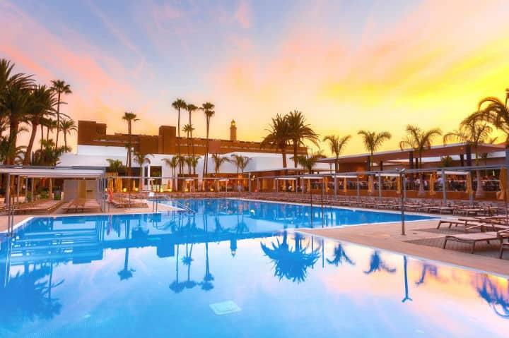 Podrás disfrutar de cualquier hotel a tus anchas Foto RIU Hotels and Resorts