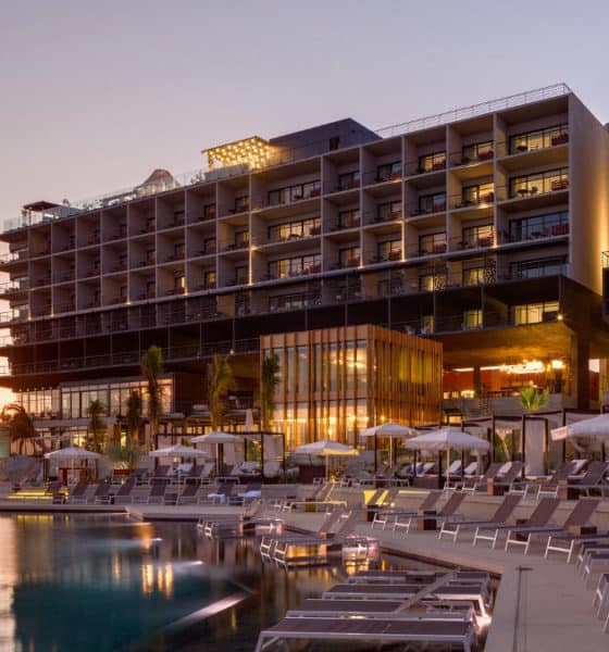 Portada. Hotel The Cape en Los Cabos. B. C. S. Imagen: Rafael Gamo