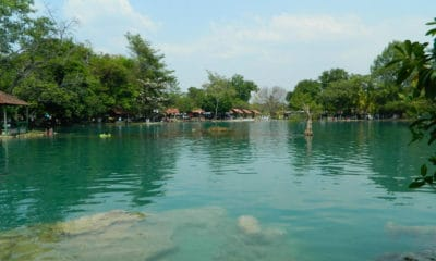 Portada. Lagos de Colón en Chiapas. Imagen: archivo