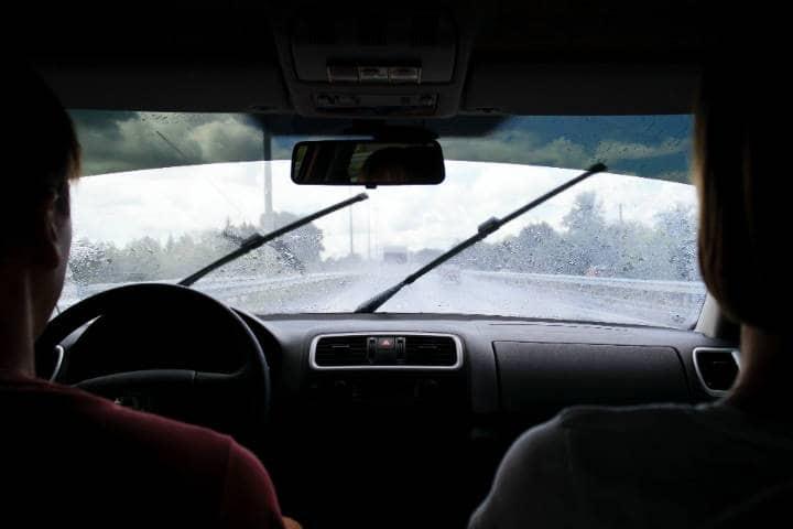 Qué hacer si llueve en tus vacaciones. Renta un auto. Foto. Eugene 4