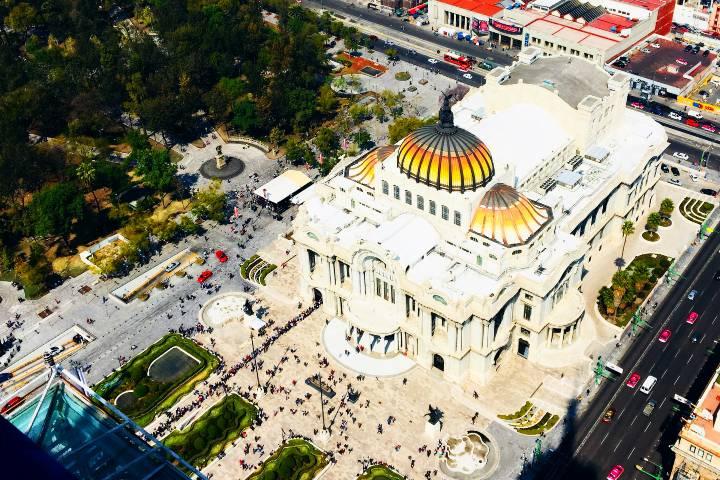 Videos musicales grabados en México