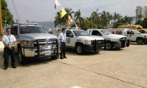 convoy en acapulco