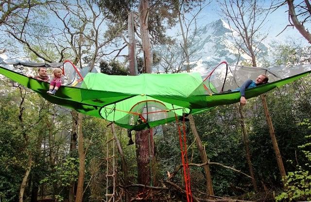Tentsile La Casa De Campa 241 A Para Volar Por Los Aires