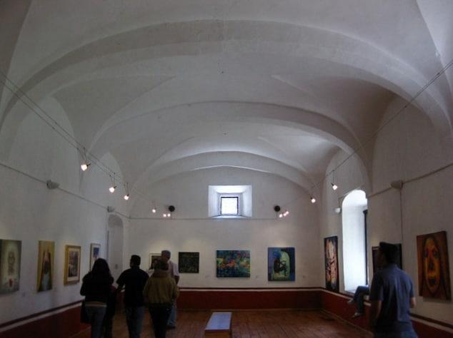 Museo Desierto de los leones. Foto: Archivo