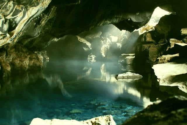 Leyenda de las cuevas de Veracruz