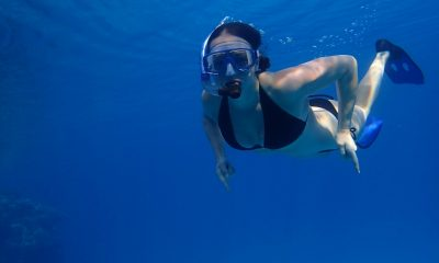 snorkeling huatulco