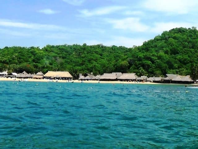 playa maguey huatulco