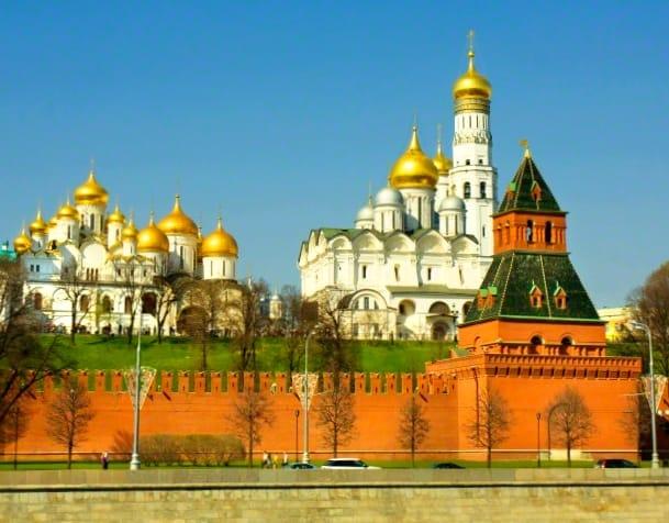 kremlin con catedral