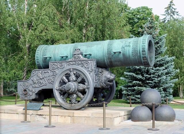 el cañon del zar