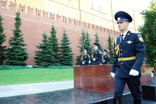 guardia kremlin