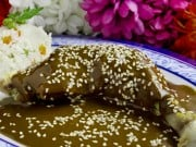 mole mexicano tradicional
