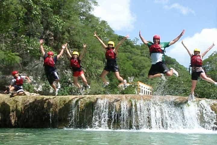 ATMEX impulsa el turismo de aventura en nuestro país.Foto.Reporte Lobby.1