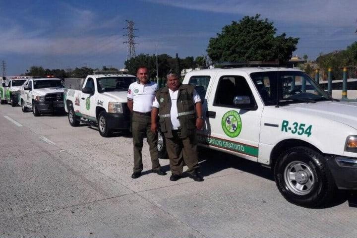 Ángeles Verdes. Foto: publimetro.com.mx