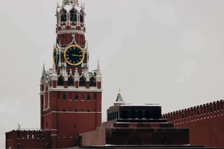 Datos acerca del Kremlin. Rusia. Foto Michael 1