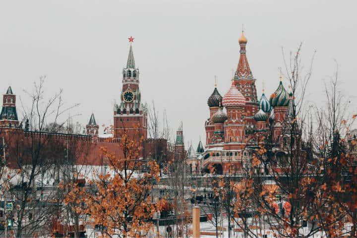 Datos sobre el Kremlin. Rusia. Foto Michael 2
