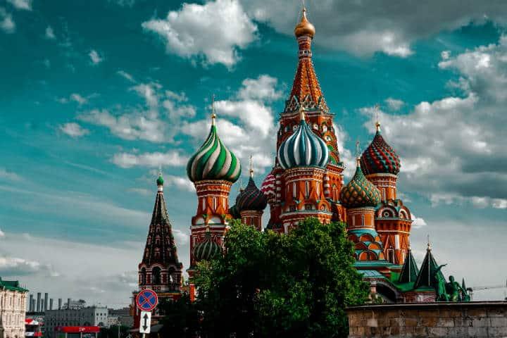 Datos sobre el Kremlin. Rusia. Foto Michael 3