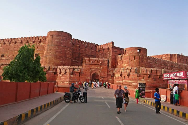 Fuerte de Agra.Foto.Sarangib.2