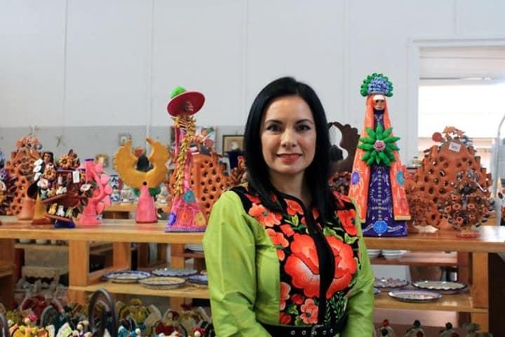 Liliana Romero FONART. Foto: portalpolitico.tv