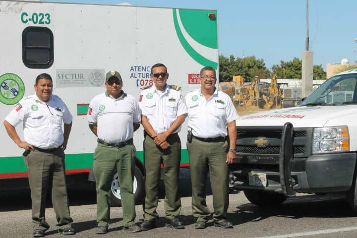 Los Ángeles Verdes siempre te auxiliarán.Foto.A21.7