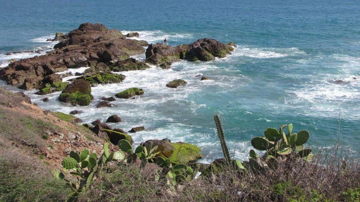 Meseta de Cacaxtla en Sinaloa. Foto: viamexico.mx